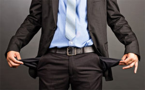 Опубликован список компаний-должников