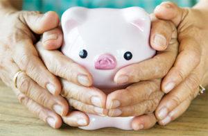 Пенсии можно будет передавать по наследству