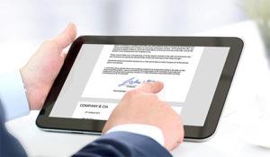 Электронная цифровая подпись станет бесплатной
