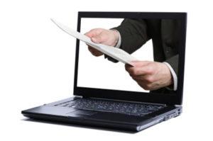 ФССП будет отправлять документы через Госуслуги