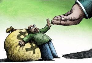 Богатые будут платить налоги по-новому