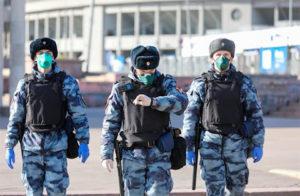 Оформлять протоколы за нарушение карантина смогут МЧС и Росгвардия