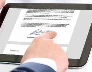 Электронная доверенность для налоговой