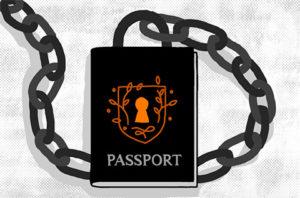 У должников разрешат изымать загранпаспорта