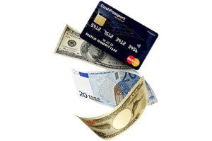 Конвертация валют по картам будет мгновенной
